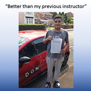 how to pass practical driving test