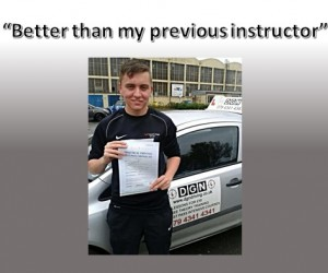 Driving Instructor Walsall