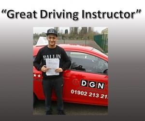 Driving Crash Courses Walsall