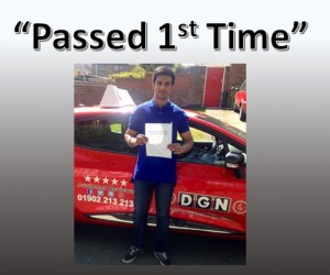Good Driving Instructors Walsall