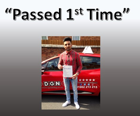 Quick Practical Driving Test Pass Wolverhampton