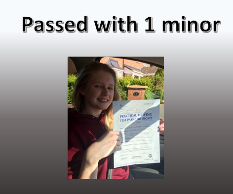 Excellent Driving Test Pass Wolverhampton