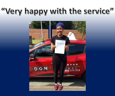 Good Driving Instructors Wolverhampton