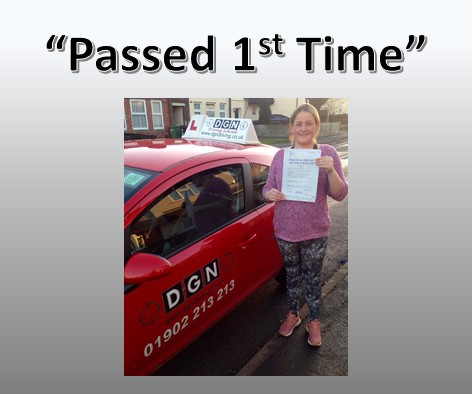 Highly Rated Driving Instructors Wolverhampton