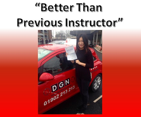 Recommended Driving Schools Wolverhampton