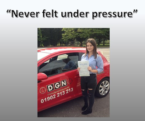 Practical Driving Lessons Wolverhampton
