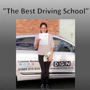 Best Driving Lessons Wolverhampton