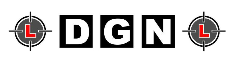 DGN Driving School Logo