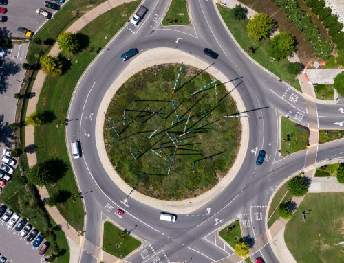 How to Handle Roundabouts